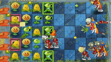 植物大战僵尸2国际版第一季僵尸进攻改变策略
