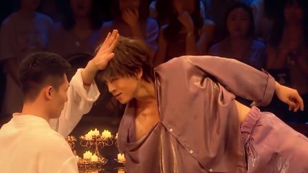 加了中国元素的一段舞蹈,大家Get到了吗?