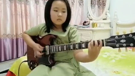 我为PARKWOOD代言:于金鈺演奏《 Smells Like Teen Spirit 》