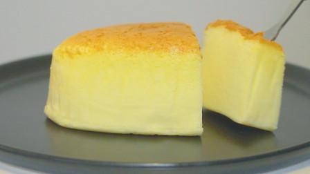 68元一个芝士蛋糕,在家自己做,口感绵软细腻,比蛋糕店的好吃