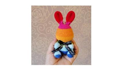 教程 1 彩虹兔挂件