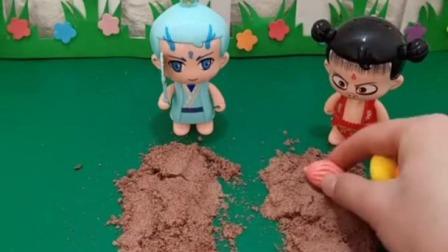 小猪佩奇玩具:白雪公主都给难住的问题…