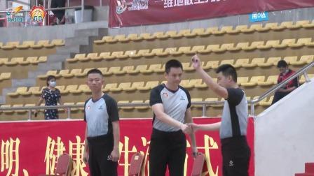 广东男篮联赛英德赛区day4 珠海vs广州录播
