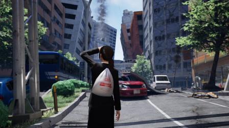 【飛渡】《绝体绝命都市4PLUS 夏日回忆》全收集流程攻略解说【03】金雀儿社区-社区站前
