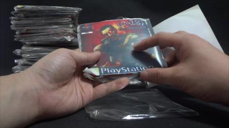 沙漠游戏开箱PS1游戏初代经典