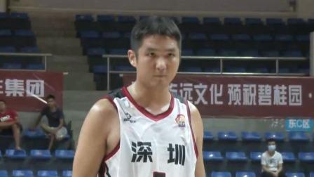 广东男篮联赛英德赛区day4深圳队VS湛江队团录播