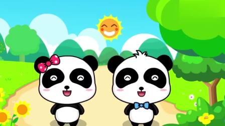 孩子爱看动画宝宝巴士小黄莺