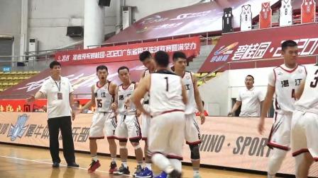 广东男篮联赛英德赛区day5湛江vs江门金溪录播