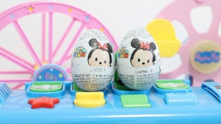 迪士尼松松:奇趣蛋分享得到白滚滚的大白