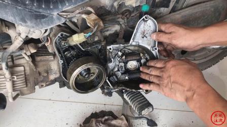 摩托车发电机工作原理你了解吗?学会这些技巧!你也是修车老师傅