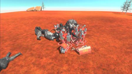 动物起义模拟器:弯刀猿猴真无敌!