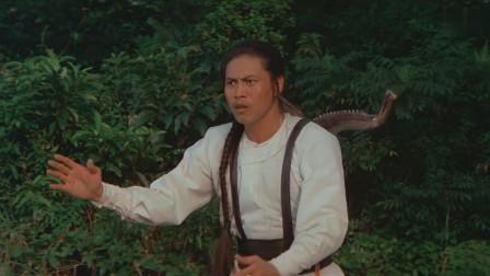 飞龙斩:司马骏大战师弟,师弟还有帮手,司马骏且战且退!