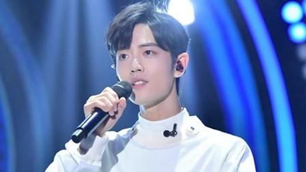 肖战演唱华语歌曲《跟着感觉走》,开口就被这帅气的声音征服了!