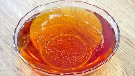 教你自制转化糖浆,做月饼必备!配方比例无保留,做一次管2年