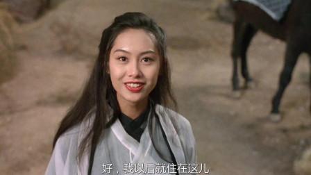 大话西游之大圣娶亲:风头完全不输星爷, 朱茵是星爷电影里唯一不输男主角的女主!