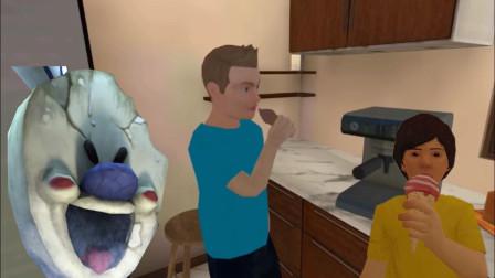 小鬼当家:妈妈不准我买罗德的冰淇淋,那我只能自己做一个了!