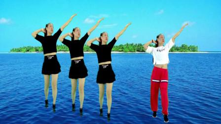 强力瘦身运动操《中国梦》动感活力 健身减肥必备