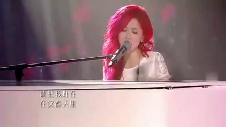 邓紫棋翻唱《春天里》,汪峰的歌由女生唱出来,更有另一番韵味!