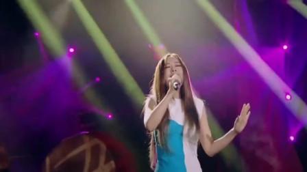 张靓颖完美翻唱《生如夏花》,空灵歌声太享受!