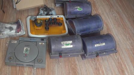沙漠游戏捡漏开箱PS1职业玩家7502套装