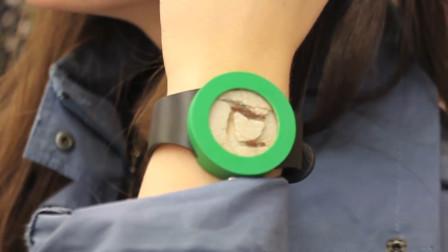 外国流行的时尚腕表,只是不能用来看世界,而是用来养蚂蚁!