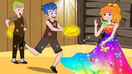 紫悦被绑起来了,是谁把紫悦绑起来呢?小马国女孩游戏