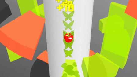NBKHR视频原创 手机游戏欢乐球球困难模式116 阒然无声