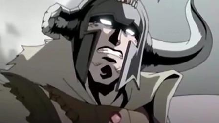 北斗神拳:就算能击伤拉欧的额头,不愿归降的龙郎仍难逃一!