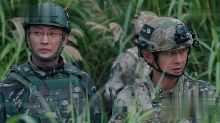 蓝军出击 韩鹏指挥军队退后,冯笑声主动请缨去谈判
