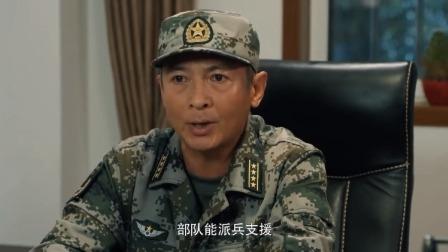 蓝军出击:司令员开一个紧急协调会,埕海公安局长都来了,大案子