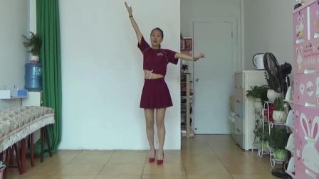 网络情殇广场舞《这一生欠你一眼深情》凄美旋律 舞姿轻盈曼妙 美极了