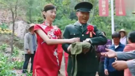 退役兵与女董事长误会解除,修成正果,羡慕吗?