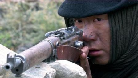 贼九VS鬼子王牌狙击手,贼九为救李四和鬼子展开巅峰对决,超燃!