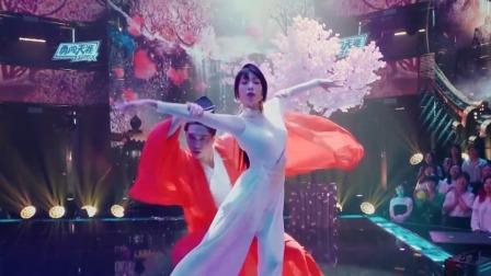 """苏恋雅终于做了一回仙女,""""沧海一声笑""""武侠范儿十足"""