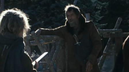 追凶双雄:真是个心地善良的姑娘,以德报怨,照顾偷马的贼老头