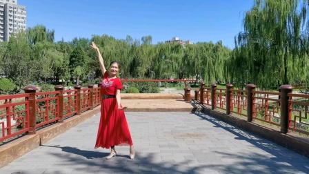 裴老师舞蹈《心之寻》