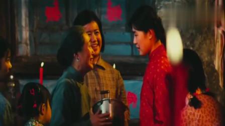 牧马人:许灵均和秀芝结婚,乡亲们都来了,真热闹!