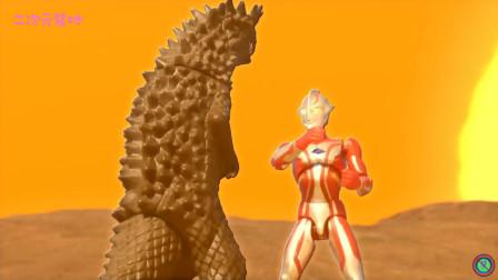 《梦比优斯奥特曼》定格动画特效短片!行星之战