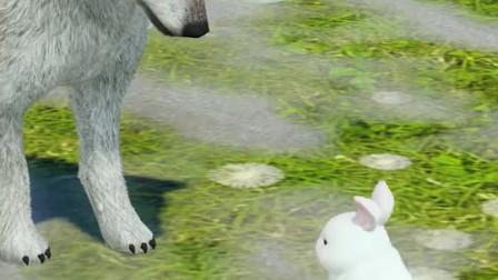 小白兔与大灰狼,大灰狼:完了!是心动的感觉