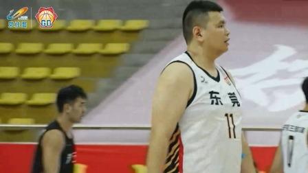 广东男篮联赛半决赛-东莞三狼VS清远金丰全场录播