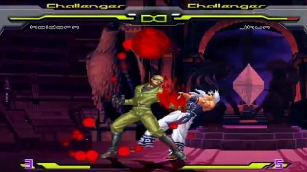 拳皇乱斗:哈迪伦的7种超杀秀,不仅能给你干骨折还能吸你的血
