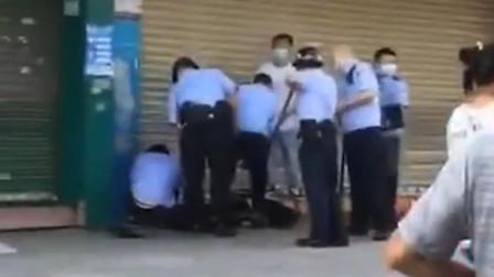 广州番禺持刀伤人:4名小学生1名幼儿园学生1名成人受伤