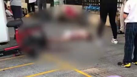 突发!广州番禺发生一起持刀伤人案,两名学生被捅倒血迹斑斑
