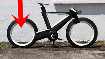 """全世界首辆""""粒子加速自行车"""",能骑1万公里,你知道原理吗?"""