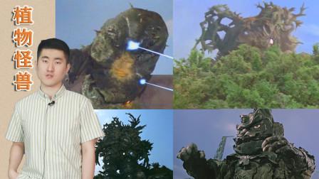盘点昭和奥特曼中的植物怪兽:你以为是怪兽片,其实是恐怖片!