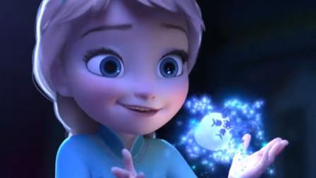 女孩从小拥有魔法,被当成怪物囚禁,挥动双手就能造出冰雪城堡