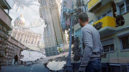 谷阿莫:一睁眼世界崩坏,他们失忆被困还遭黑影攻击,该怎么逃脱2020《异界》