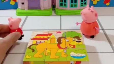 猪妈妈就是故意为难佩奇,不过还好佩奇聪明,怎么都难不倒她