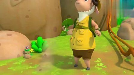 宝宝巴士:绵羊先生的寻宝之路