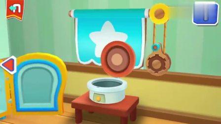 少儿宝宝巴士:东西就挂在齿轮上,壮壮怎么自己就找不到呢